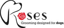Roses Top Dog – Grooming Products Logo