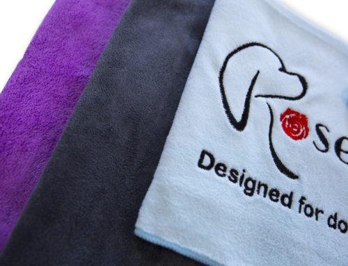 New product alert – Super Absorbent Dog Towels!