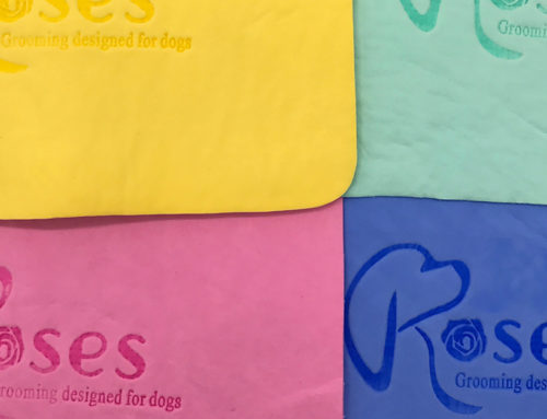 New product alert: PVA Mega Absorbent Dog Towels